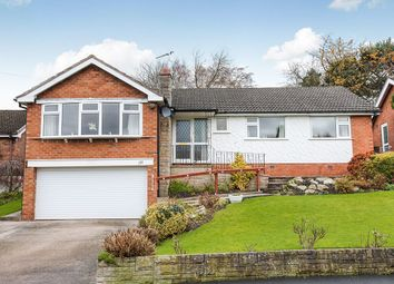 Thumbnail 4 bed bungalow for sale in St. Johns Road, Congleton