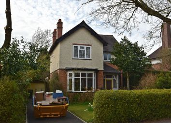 Thumbnail 3 bed detached house for sale in Marlborough Avenue, Aston Fields, Bromsgrove