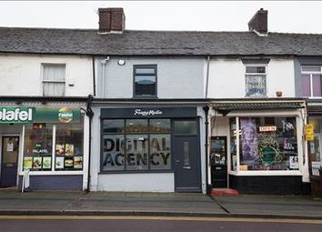 Thumbnail Retail premises for sale in 21 Moorland Road, Stoke-On-Trent