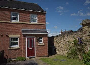 Thumbnail 2 bed end terrace house for sale in St Laurence Gardens, Belper, Derbyshire