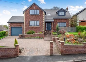 Thumbnail 5 bed detached house for sale in Mottram Old Road, Stalybridge, Cheshire, United Kingdom