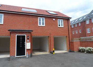 Thumbnail 1 bed flat for sale in Narrowboat Lane, Northampton