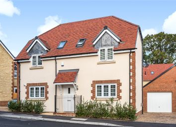 Thumbnail 4 bed detached house for sale in Shrivenham, Oxfordshire