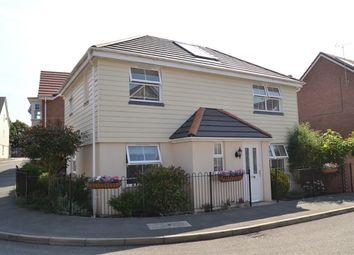 Thumbnail 3 bedroom property for sale in Olvega Drive, Buntingford