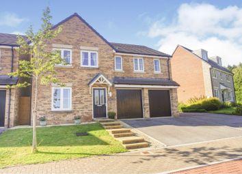 Thumbnail 5 bed detached house for sale in Clos Yr Eryr, Bridgend
