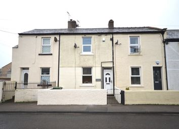 Thumbnail 2 bed terraced house to rent in Main Road, High Harrington, Workington