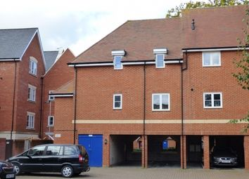 Thumbnail 2 bedroom maisonette for sale in St. Mary's, Wantage, Oxfordshire