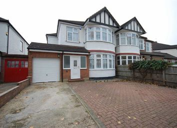 Thumbnail 4 bed semi-detached house for sale in Midcroft, Ruislip