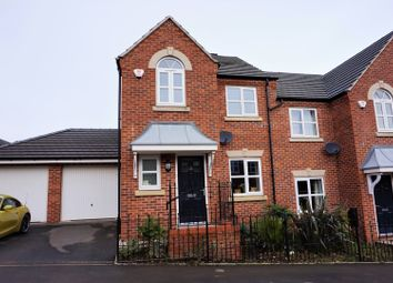 Thumbnail 3 bedroom end terrace house for sale in Ditta Drive, Oldbury