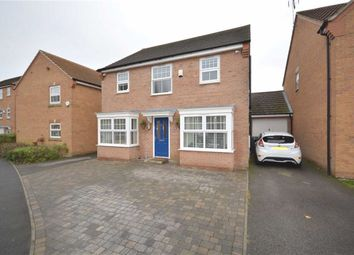Thumbnail 4 bed detached house for sale in James Street, Leabrooks, Alfreton