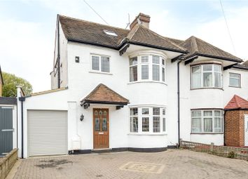 5 bed semi-detached house for sale in Whitmore Road, Harrow, Middlesex HA1