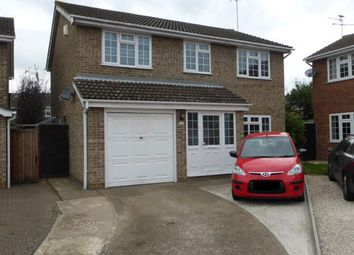 Thumbnail 4 bed detached house for sale in Shepard Close, Leigh-On-Sea