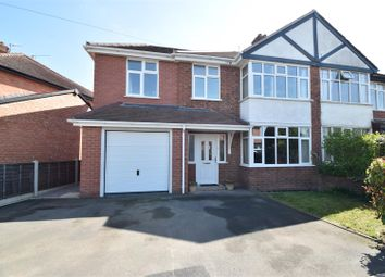 Thumbnail 3 bed semi-detached house for sale in Oakleigh Avenue, Hallow, Worcester