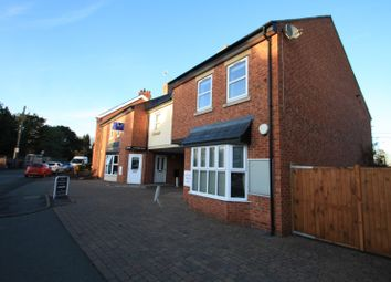 Thumbnail 2 bedroom flat to rent in London Road, Davenham, Northwich