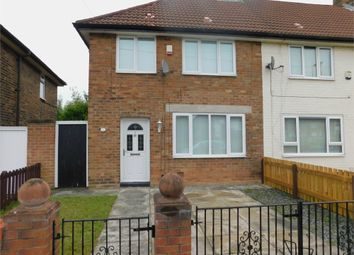 Thumbnail 3 bed semi-detached house to rent in Melbury Road, Huyton, Liverpool