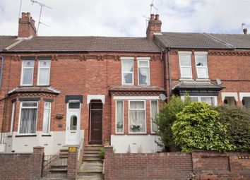 Thumbnail 2 bed terraced house for sale in Monks Road, Lincoln