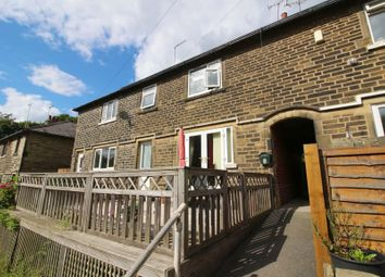 Thumbnail 3 bed terraced house for sale in Woodhall Crescent, Halifax