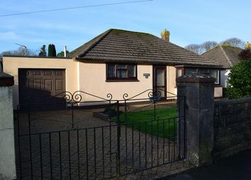 Thumbnail 2 bed detached bungalow for sale in Church View Road, Camborne