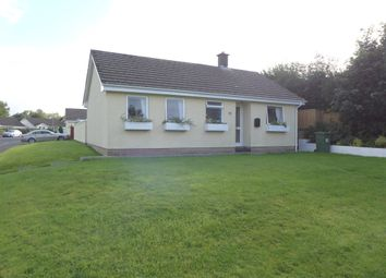 Thumbnail 2 bed detached bungalow for sale in Elm Park, Crundale, Haverfordwest