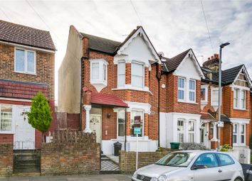 Thumbnail 3 bed end terrace house for sale in Crowborough Road, London