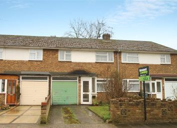 Thumbnail 3 bed terraced house for sale in Dawell Drive, Biggin Hill, Westerham