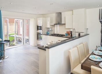 "Thumbnail 4 bed detached house for sale in ""Layton"" at Arlington Mews, Arlington Road, Sully, Penarth"