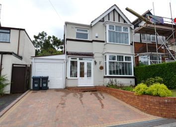 Thumbnail 3 bed end terrace house for sale in Hawkesley Mill Lane, Birmingham
