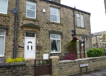 Thumbnail 3 bed end terrace house for sale in Union Street, Slaithwaite, Huddersfield