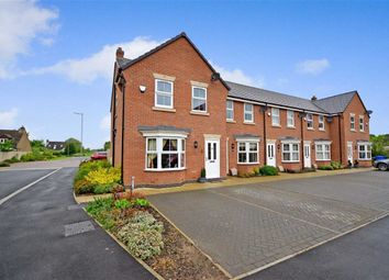 Thumbnail 3 bedroom end terrace house for sale in Wentworth Close, Gilberdyke, Goole