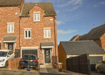 Thumbnail 3 bed town house for sale in New School Road, Mosborough, Sheffield