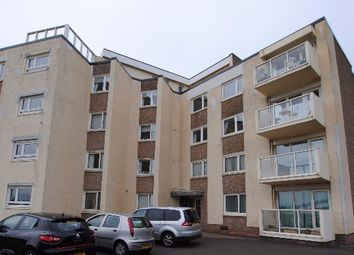 Thumbnail 2 bed flat for sale in Marine View Court, Troon, South Ayrshire