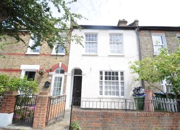 Thumbnail 3 bed terraced house to rent in Furzefield Road, London