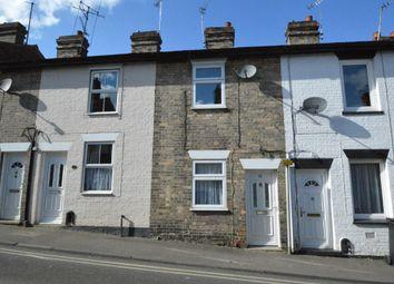 Thumbnail 2 bedroom terraced house for sale in Eden Road, Haverhill