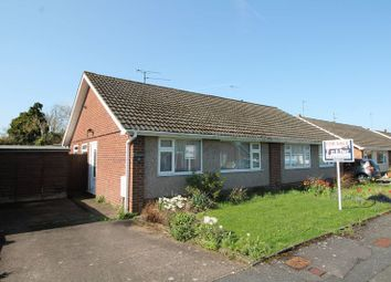Thumbnail 2 bed semi-detached bungalow for sale in Laynes Road, Hucclecote, Gloucester