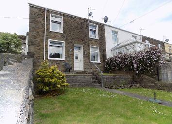 Thumbnail 3 bed end terrace house for sale in Graig Fryn Terrace, Nantymoel, Bridgend.