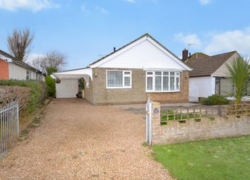 Thumbnail 3 bed detached bungalow for sale in Alfred Road, Greatstone, New Romney, Kent