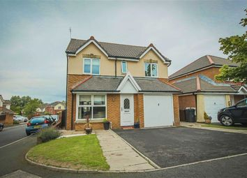 Thumbnail 4 bed detached house for sale in Clayton Way, Accrington, Lancashire