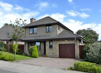 Thumbnail 4 bedroom detached house for sale in Charleston Way, Aberdeen