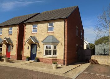Thumbnail 3 bedroom detached house for sale in Bunce Court, Purton, Swindon