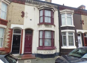2 bed terraced house for sale in Orwell Road, Kirkdale, Liverpool, Merseyside L4