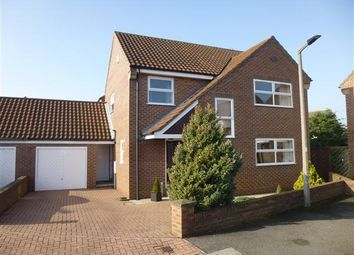 Thumbnail 4 bedroom detached house for sale in Chapmans Court, Dringhouses, York