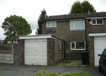 Thumbnail 3 bed mews house to rent in Cornbrook Grove, Old Trafford, Manchester