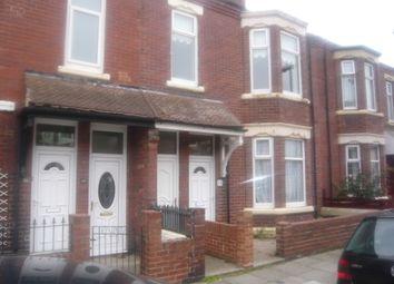 Thumbnail 3 bed maisonette to rent in Lyndhurst Street, South Shields