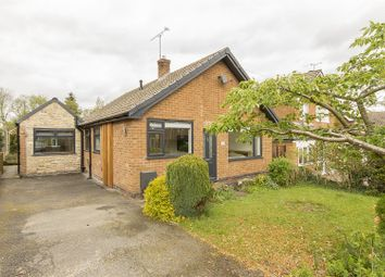 Thumbnail 3 bed detached bungalow for sale in Cooke Close, Old Tupton, Chesterfield