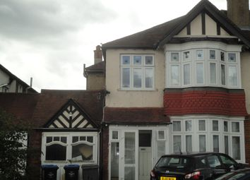 Thumbnail 4 bed semi-detached house to rent in Rushout Avenue, Kenton