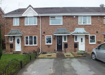 Thumbnail 2 bedroom town house for sale in Mill Hayes Road, Burslem, Stoke-On-Trent