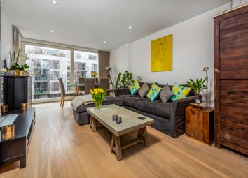 Thumbnail 1 bed flat to rent in Reliance Wharf, Hertford Road