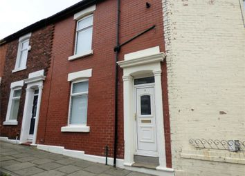 Thumbnail 2 bed terraced house to rent in Isherwood Street, Blackburn, Lancashire