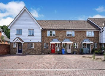 Thumbnail 2 bed terraced house for sale in Finch Close, Faversham