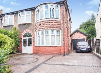 Thumbnail 4 bed semi-detached house for sale in Springbridge Road, Manchester
